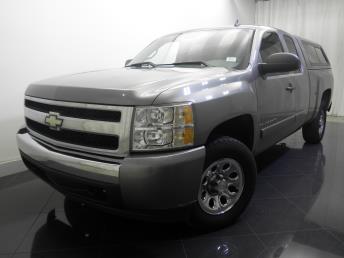 2008 Chevrolet Silverado 1500 - 1730016737