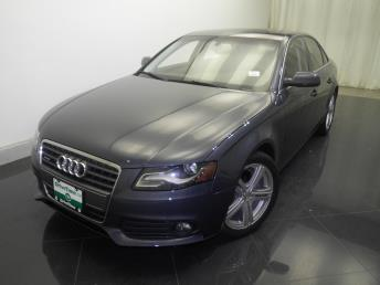 2011 Audi A4 - 1730016942