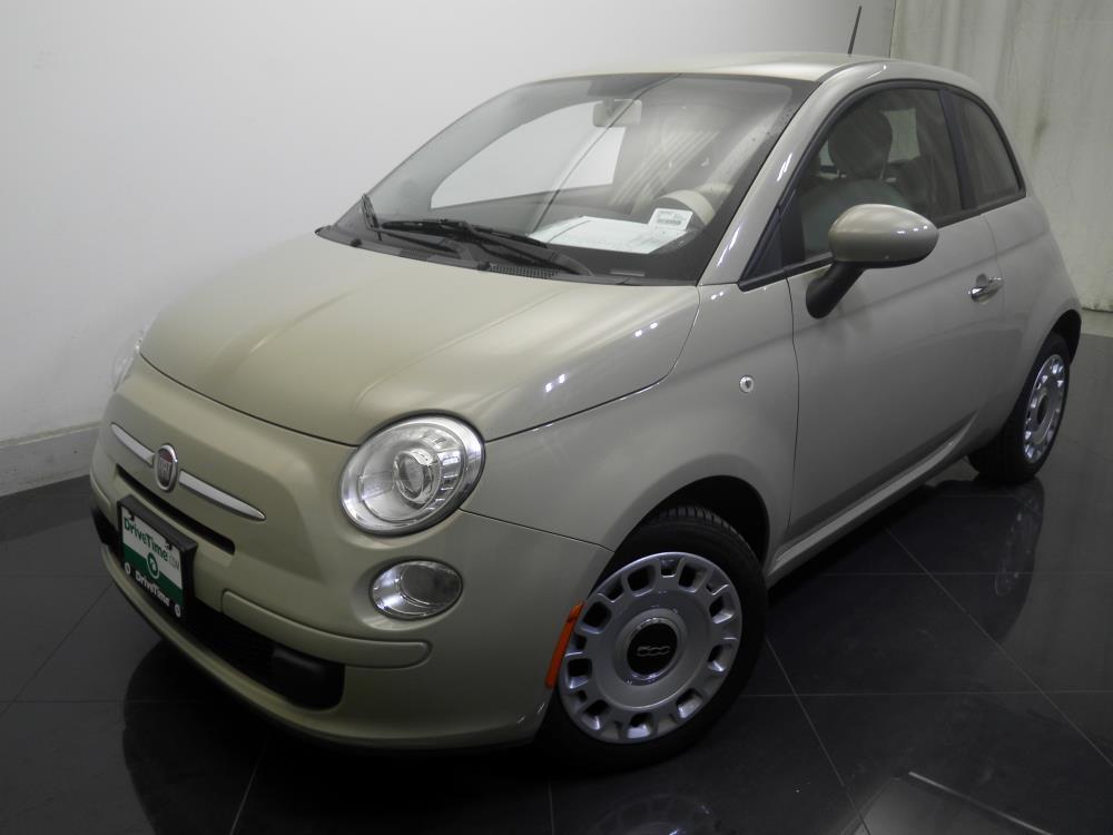 2012 FIAT 500 - 1730017044