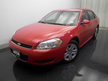 2011 Chevrolet Impala - 1730017058