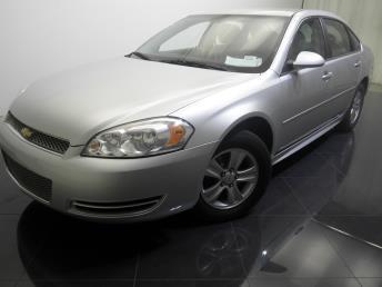 2012 Chevrolet Impala - 1730017405