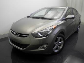 2013 Hyundai Elantra - 1730017526