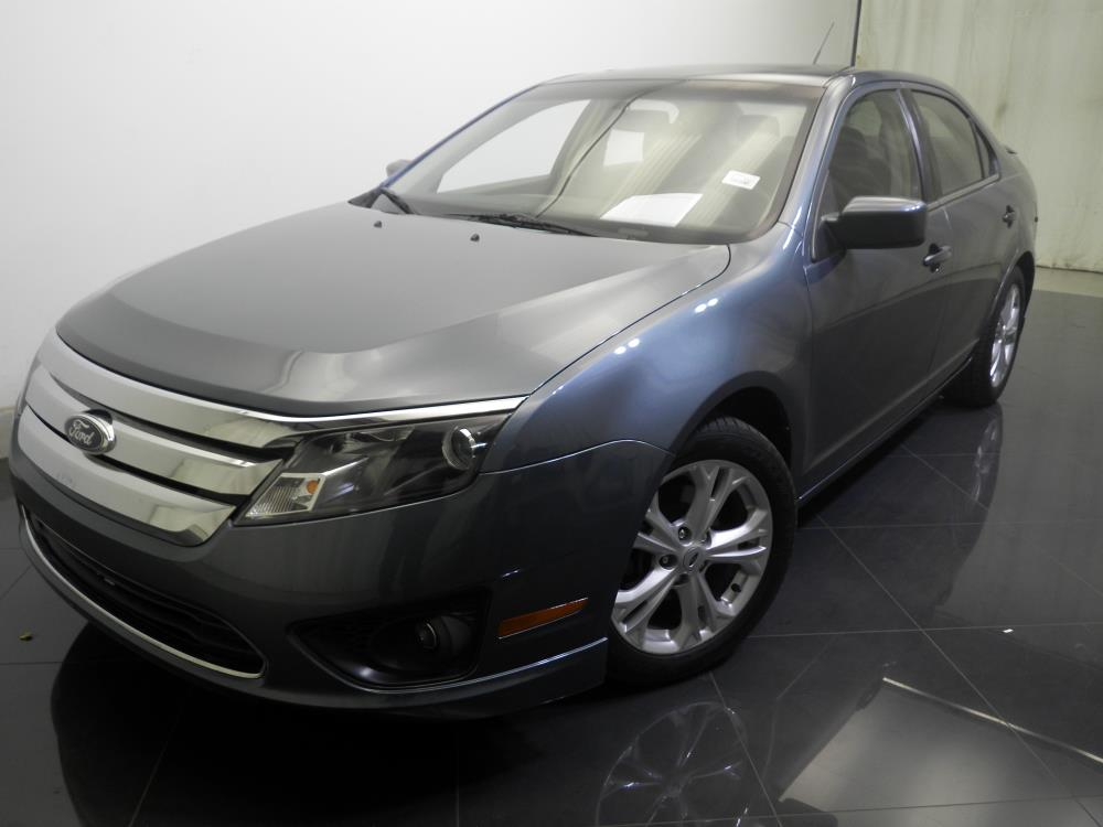 2012 Ford Fusion - 1730017562