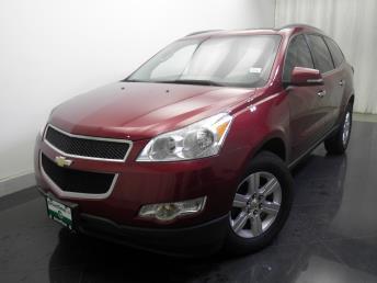 2011 Chevrolet Traverse - 1730018065