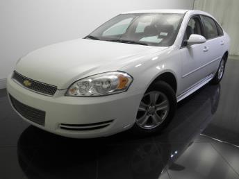 2012 Chevrolet Impala - 1730018071