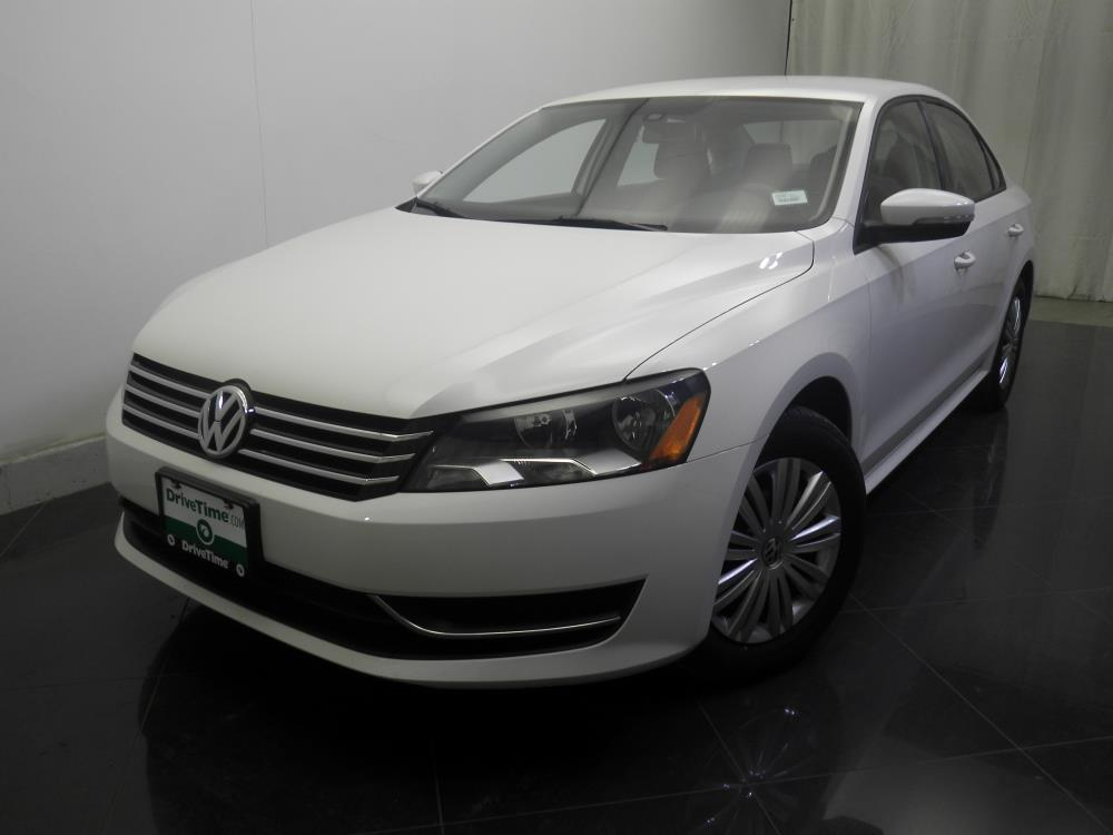 2015 volkswagen passat for sale in richmond 1730018090 drivetime. Black Bedroom Furniture Sets. Home Design Ideas