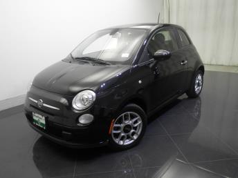 2013 FIAT 500 - 1730018235