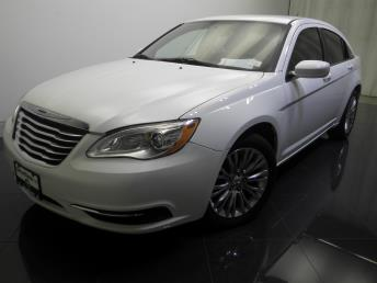 2012 Chrysler 200 - 1730018248