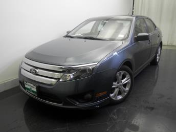 2012 Ford Fusion - 1730018476