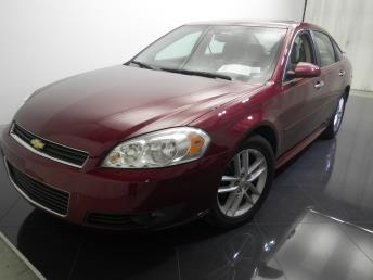 2010 Chevrolet Impala - 1730018511