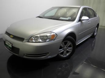 2012 Chevrolet Impala - 1730018647