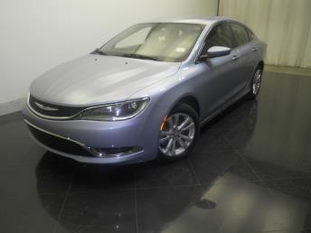 2015 Chrysler 200 - 1730018738