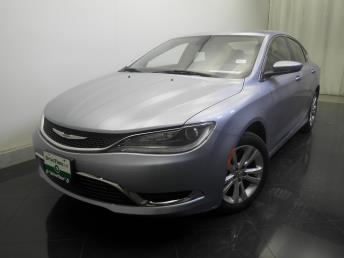 2015 Chrysler 200 - 1730018739