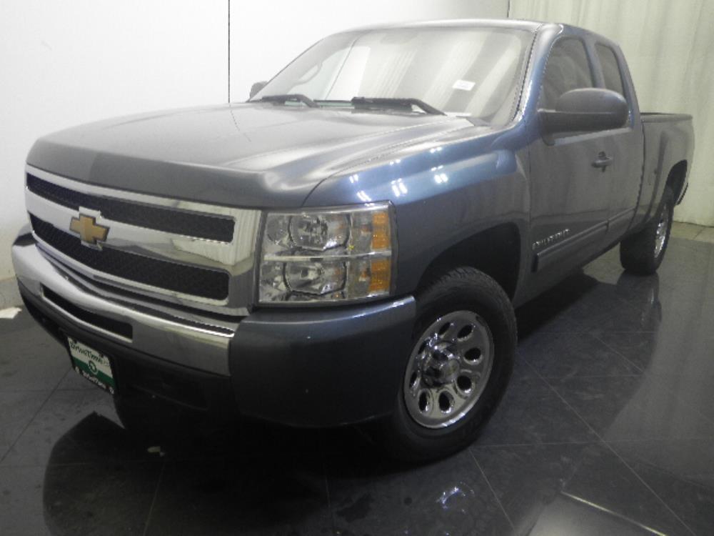 2009 Chevrolet Silverado 1500 - 1730018789
