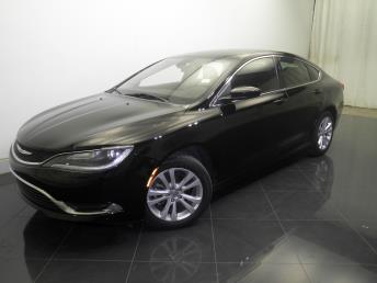 2015 Chrysler 200 - 1730019502