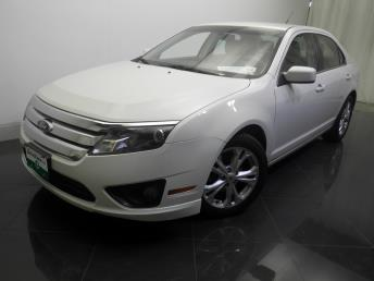 2012 Ford Fusion - 1730019553