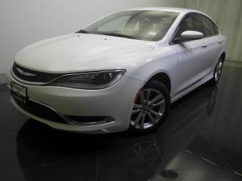 2015 Chrysler 200 - 1730019683