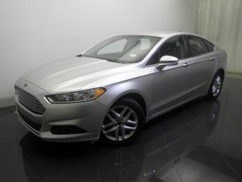 2014 Ford Fusion - 1730020020