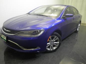 2015 Chrysler 200 - 1730020037