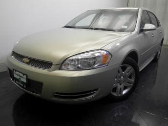 2012 Chevrolet Impala - 1730020166