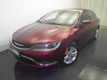 2015 Chrysler 200 - 1730020369