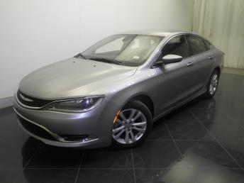 2015 Chrysler 200 - 1730020374