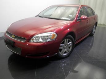 2014 Chevrolet Impala Limited - 1730020487