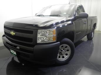 2010 Chevrolet Silverado 1500 - 1730020617