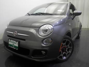 2013 FIAT 500 - 1730020665