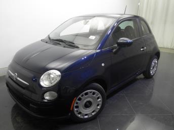2013 FIAT 500 - 1730021182