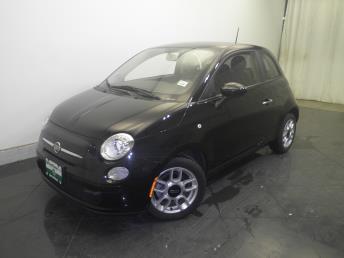 2012 FIAT 500 - 1730021189