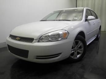 2013 Chevrolet Impala - 1730021404