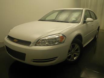 2014 Chevrolet Impala Limited - 1730021555