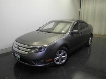2012 Ford Fusion - 1730021583