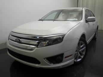 2012 Ford Fusion - 1730021926