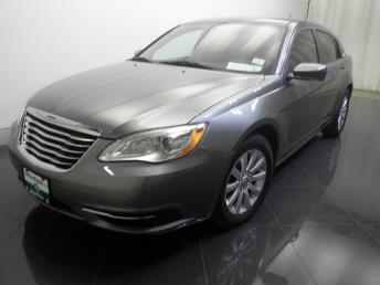 2012 Chrysler 200 - 1730021941