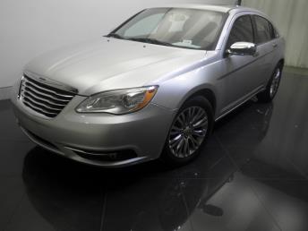 2012 Chrysler 200 - 1730021982