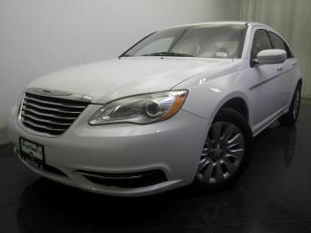 2013 Chrysler 200 - 1730021996