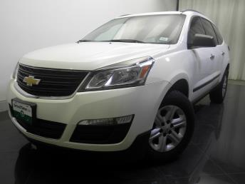 2014 Chevrolet Traverse - 1730022185