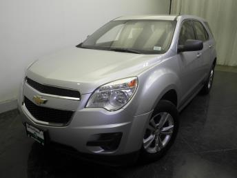 2010 Chevrolet Equinox - 1730022203