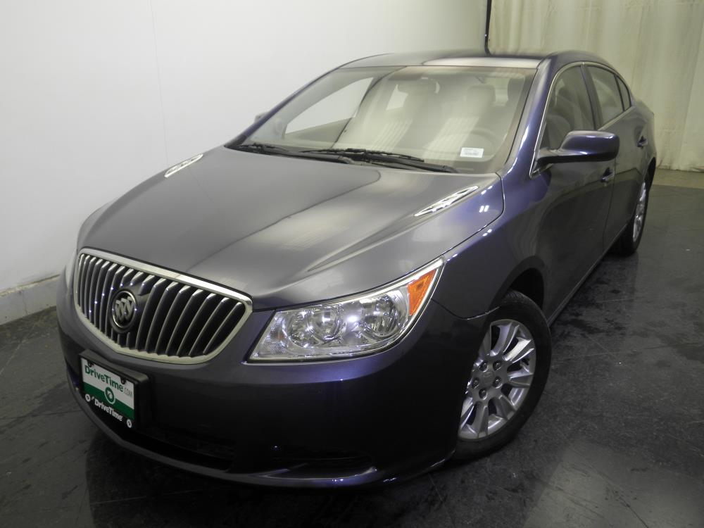 2013 buick lacrosse for sale in philadelphia 1730022583 drivetime. Black Bedroom Furniture Sets. Home Design Ideas