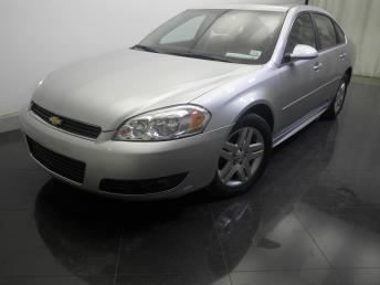 2011 Chevrolet Impala - 1730022713