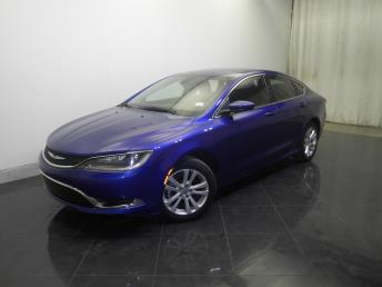 2015 Chrysler 200 - 1730022837