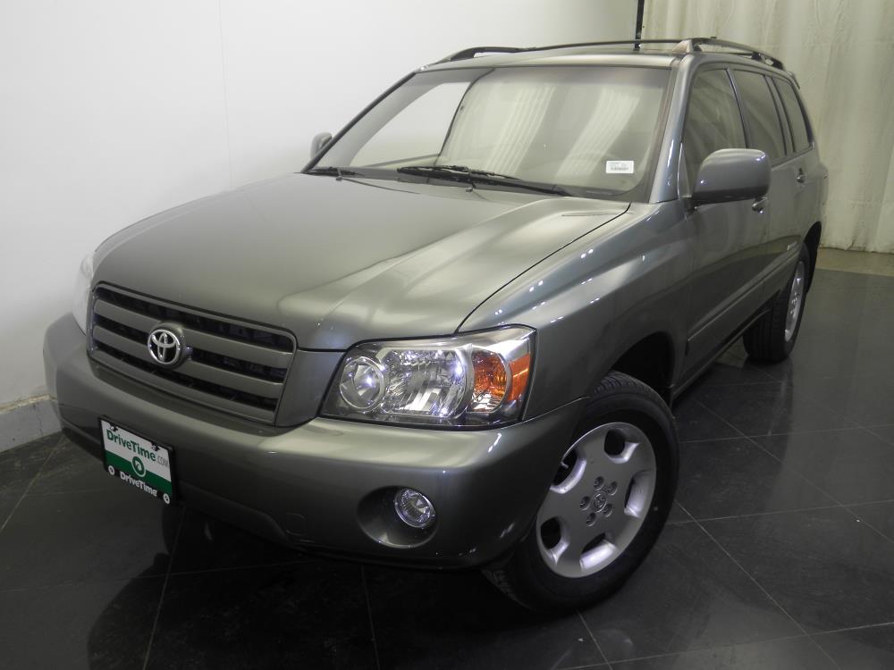 2007 Toyota Highlander - 1730022887