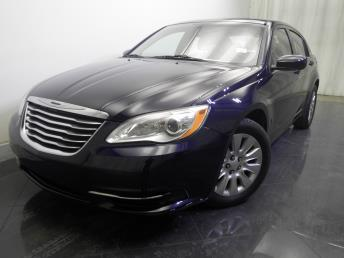 2013 Chrysler 200 - 1730022890