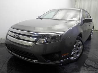 2011 Ford Fusion - 1730022945