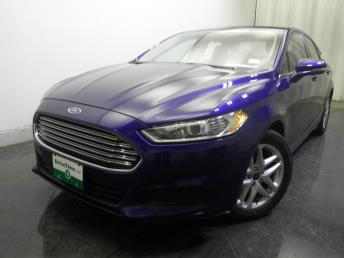 2013 Ford Fusion - 1730023266