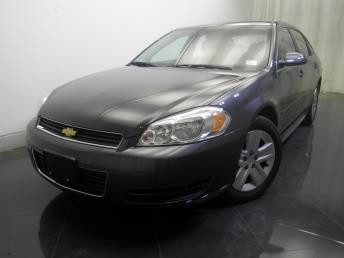 2011 Chevrolet Impala - 1730023454