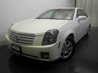2007 Cadillac CTS - 1730023633