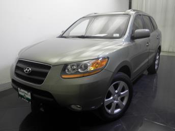 2009 Hyundai Santa Fe - 1730024092